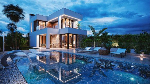 Элитная недвижимость за рубежом Надвижимость Fujairah Аль-Хамрания