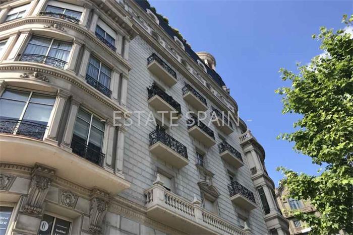 Барселона недорогая коммерческая недвижимость офисные помещения Красного Маяка улица
