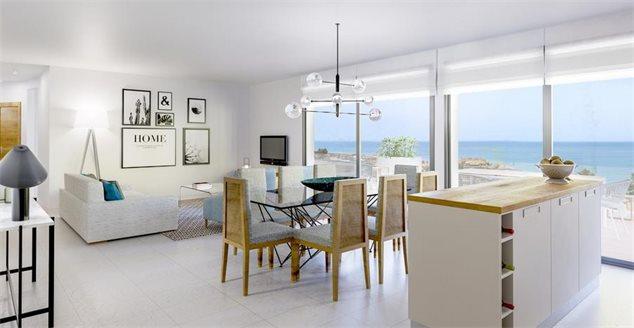 стоимость однокомнатной квартиры в испании
