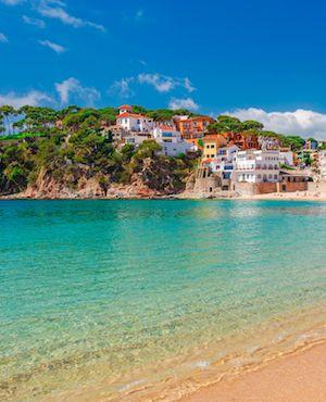 Недвижимость в каталонии на побережье недорого бурдж халифа дубай фото