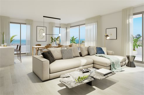 Коста дель соль апартаменты куплю квартиру дубай
